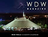 Book cover from WDW Magazine 2019 Wall Calendar - Thrills at WDW by WDW Magazine