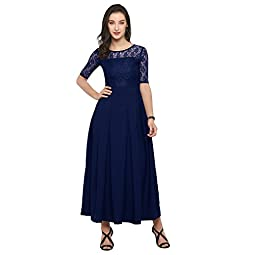 Brahmani Creation Women's Maxi Dress.