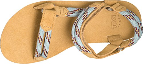 Teva Original Universal Rope Women's Sandalia Ias Para Caminar - SS17 Azul