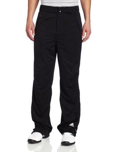 adidas Golf Men's Climaproof Storm Soft Shell Pant, Black, XX-Large