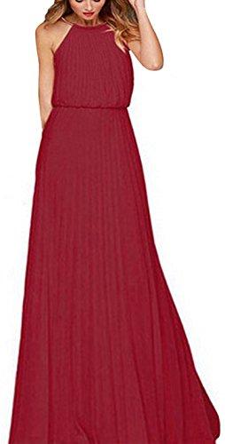 Schicke kleider in rot