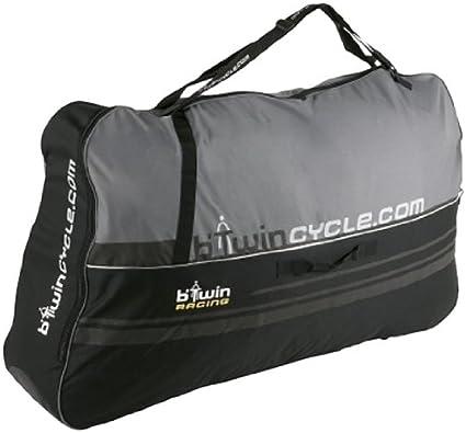 BTWIN Decathlon - Bolsa de transporte para bicicleta