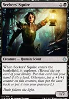 Seekers Squire - Foil - Ixalan