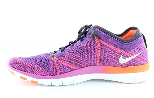 Nike Womens Free Tr Flyknit Hardloopschoenen 718785 Sneakers Schoenen (us 9, Hyper Violet Total Crimson Purple 502)
