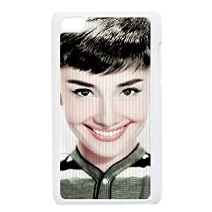 Audrey Hepburn iPod Touch 4 Case White Xnarc