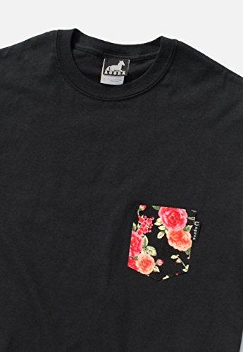 Agora Rose Pocket Tshirt