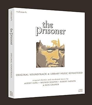 The Prisoner: Original Soundtrack: Albert Elms, Wilfred ...