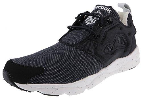 Reebok Mujer Zapatos furylite Invierno Color: Black/gravels/Steel/White