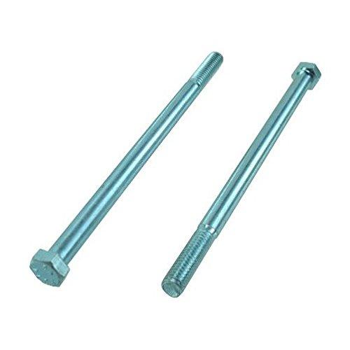 3//8-16 X 6-1//2 Zinc Plated Grade 2 Hex Head Bolt Quantity of 1