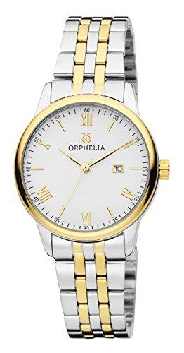 ORPHELIA The Minimalist Multicolour Stainless Steel Bracelet-OR12708