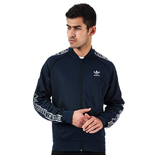 Originals Jacket Sst Blue Men Essentials Adidas ga7xFfqww