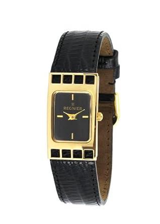 Regnier Damen-Armbanduhr Cadrage Analog Quarz 2070212