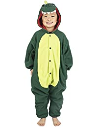Kids Animal Dinosaur Pajama Onesie - Soft and Comfortable with Pockets 40b435a84