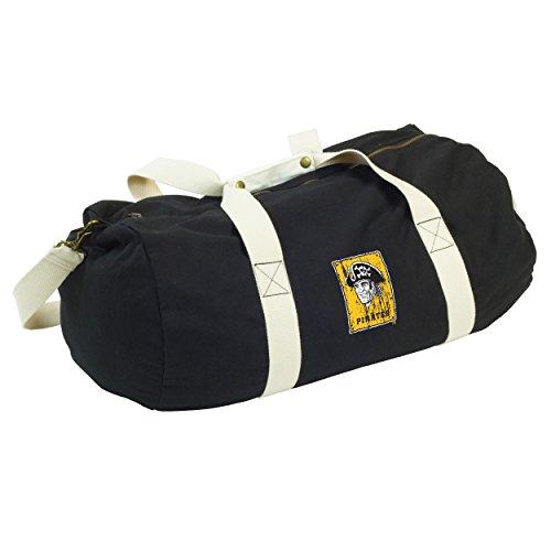Logo Chair MLB Pittsburgh Pirates Sandlot Duffel Bag, Black from Logo Chair