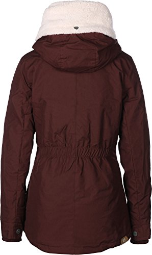 Ragwear W Monica Jacket Dark Choco Winter rrCg5x8q