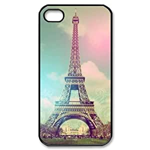 PhoneXover Eiffel Tower Hard Case Cover for iphone 4 4s