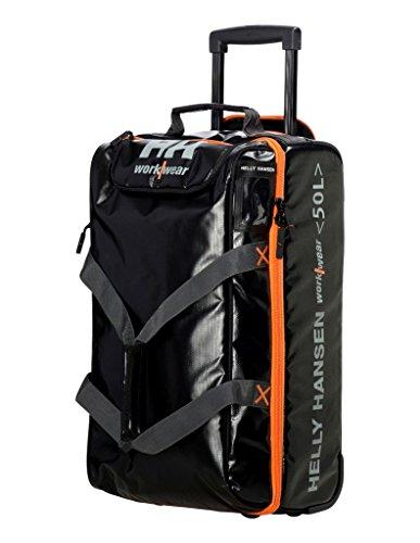 Helly Hansen Workwear Trolley Bag, wasserfest, 1 Stück, 50 L, schawrz, 34-079567-990-STD
