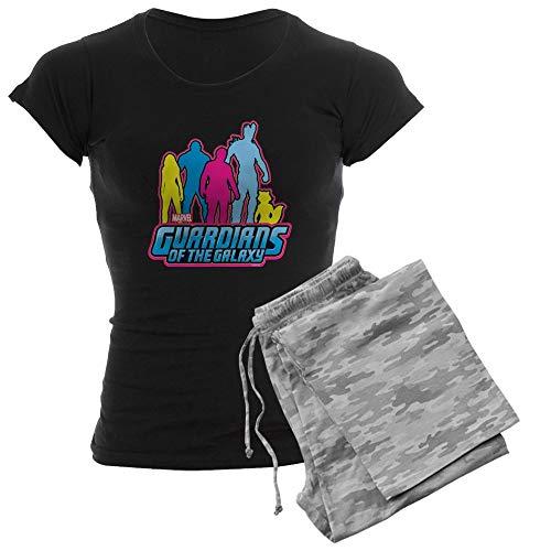 CafePress Guardians 80S Womens Novelty Cotton Pajama Set, Comfortable PJ Sleepwear