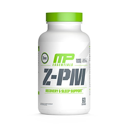 Z-Core PM Capsules by Muscle Pharm