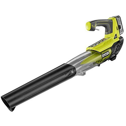 ONE+ Lithium+ 100 mph 280 CFM 18-Volt Lithium-Ion Cordless Jet Fan Blower by Ryobi