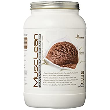 Metabolic Nutrition MuscLean Chocolate Milkshake - 2.5 lb