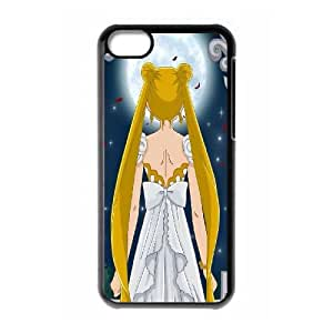 ZK-SXH - sailor moon Diy Cell Phone Case for iPhone 5C,sailor moon Personalized Phone Case