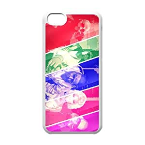 chris brown nicki minaj rick ross dj khaled lil wayne take it to the head hd iPhone 5c Cell Phone Case White gift pjz003-9409982