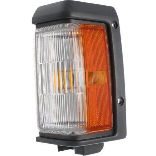 Garage-Pro Corner Light for NISSAN PATHFINDER 1988-1995 LH Assembly Park Lamp -