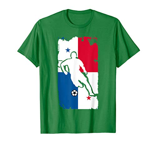 - Panama Soccer Jersey - Panamanian Flag | Football Futbol