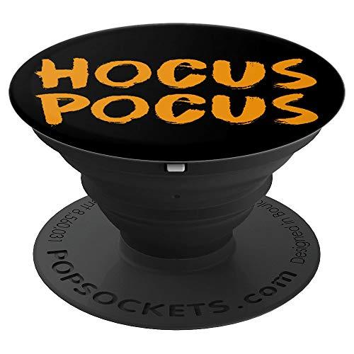 Hocus Pocus Paintbrush Halloween - PopSockets Grip and