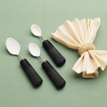 Good Coated Grips Spoon (Good Grips Coated Utensils Good Grips CoatedUtensils - Teaspoon - Model 561849 by Sammons Preston)