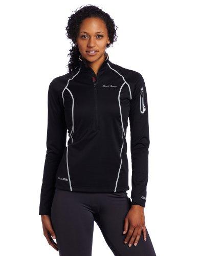 Pearl iZUMi Women's Fly Evo Pullover, Black, Small