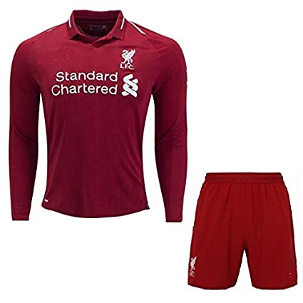 274315cb4 Buy aaDDa Liverpool Home Fullsleev Jersey 2018-19 Online at Low ...