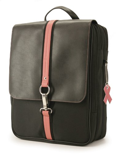 Mobile Edge Komen Paris Backpack- 16-Inch PC/17-Inch MacBook Pro