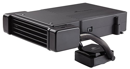 Corsair Hydro Series H5 SF Low-Profile Liquid CPU Cooler Cooling CW-9060023-WW