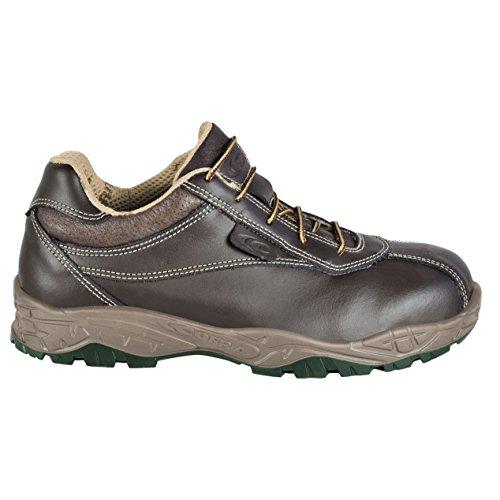 """Cofra 22091–000.w41Talla 41S3SRC–Zapatillas de seguridad """"Guide, color marrón"""