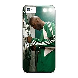 Iphone 5c Basketball Player Emblem durable mobile Hot Style cases Runing's case
