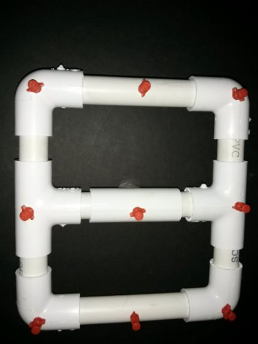 Clone Machine Bucket Manifold EZ Hydroponic Cloning Machine 360 Jets Sprayer (Small Cloning Machine compare prices)