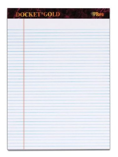 Legal Ruled Paper - 6