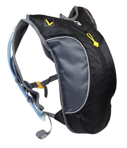 Jetflow Tomahawk Hydration Pack (Black), Outdoor Stuffs