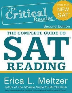 Erica L. Meltzer: The Critical Reader, 2nd Edition (Paperback); 2015 Edition
