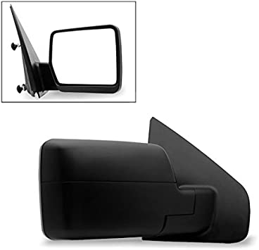 FOR 04-14 F150 POWER+HEATED REAR VIEW REPLACEMENT TOWING MIRROR RIGHT//PASSENGER