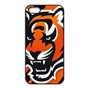 Kingsbeatiful Cincinnati Bengals Hot Seller Stylish case cover For Iphone nyn7Mh8dozs 4s