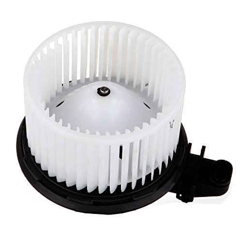 wer Motor ABS w/Fan Cage Air Conditioning HVAC Replacement fit for 2007-2008 Replacement fit ford Expedition/2007-2008 Lincoln Navigator ()