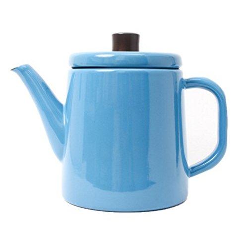 ENAMEL KETTLE 1.5 L (BLUE) by Noda Horo (Noda Horo Kettle compare prices)