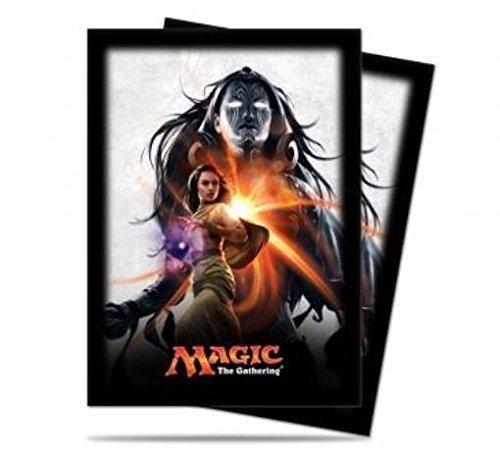 Magic: the Gathering - MTG Magic Origins Planeswalker Liliana Vess Card Sleeves (80 Count) Deck Protectors