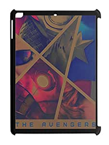 The avengers movies poster iPad air plastic case