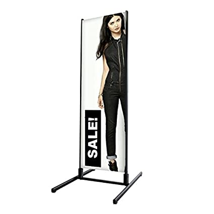 Amazon.com : Above All Advertising, Inc. Floor Standing Sign Holder ...