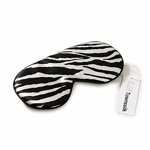 Zebra Eye Mask - 2