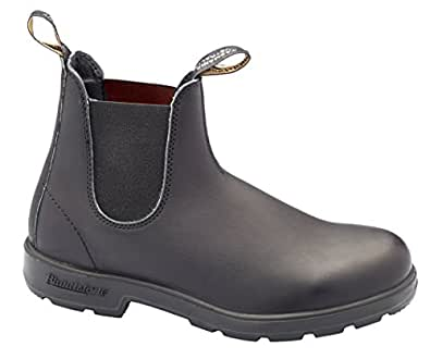 Blundstone Mens 510 Black Leather Boots 8 US